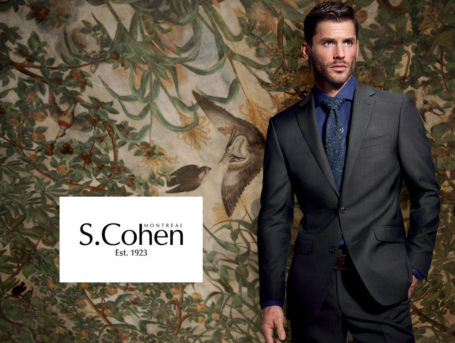 S. Cohen | Jim's Clothes Closet